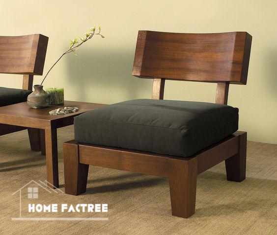 Zen Chairs Set Home Factree