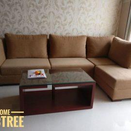 brown corner sofa furniture