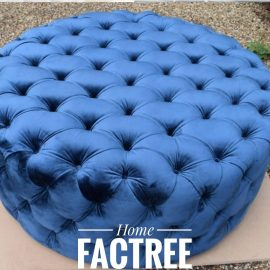 round ottoman for seating