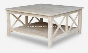 cross table solid wood