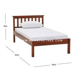 single bed solid kids