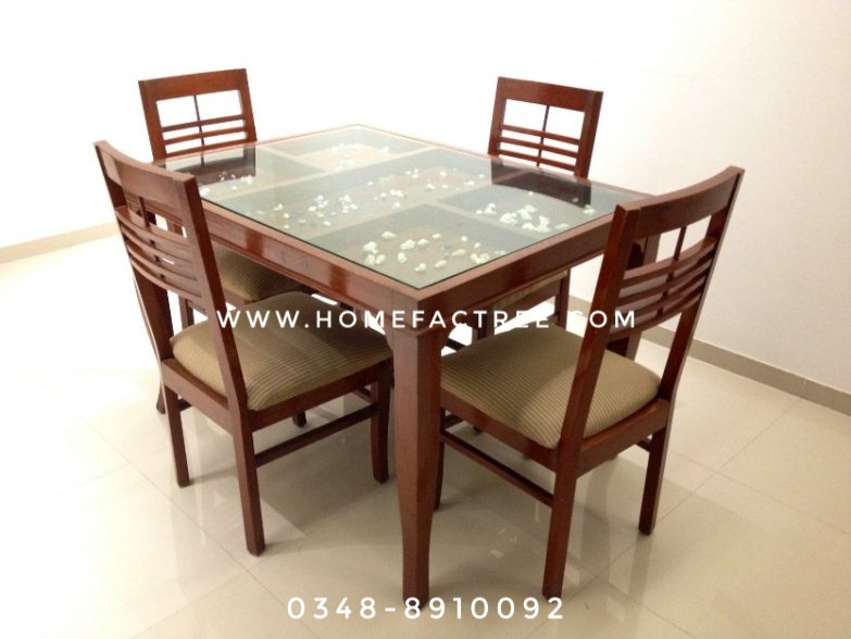 Novara Dining With 4 Chairs Home Factree