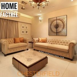 baige chesterfield sofa